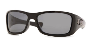 OAKLEY OO9021 HIJINX » POLISHED BLACK/Grey Polarized